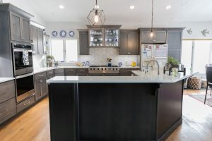 West Michigan Kitchen and Custom Cabinet Remodel