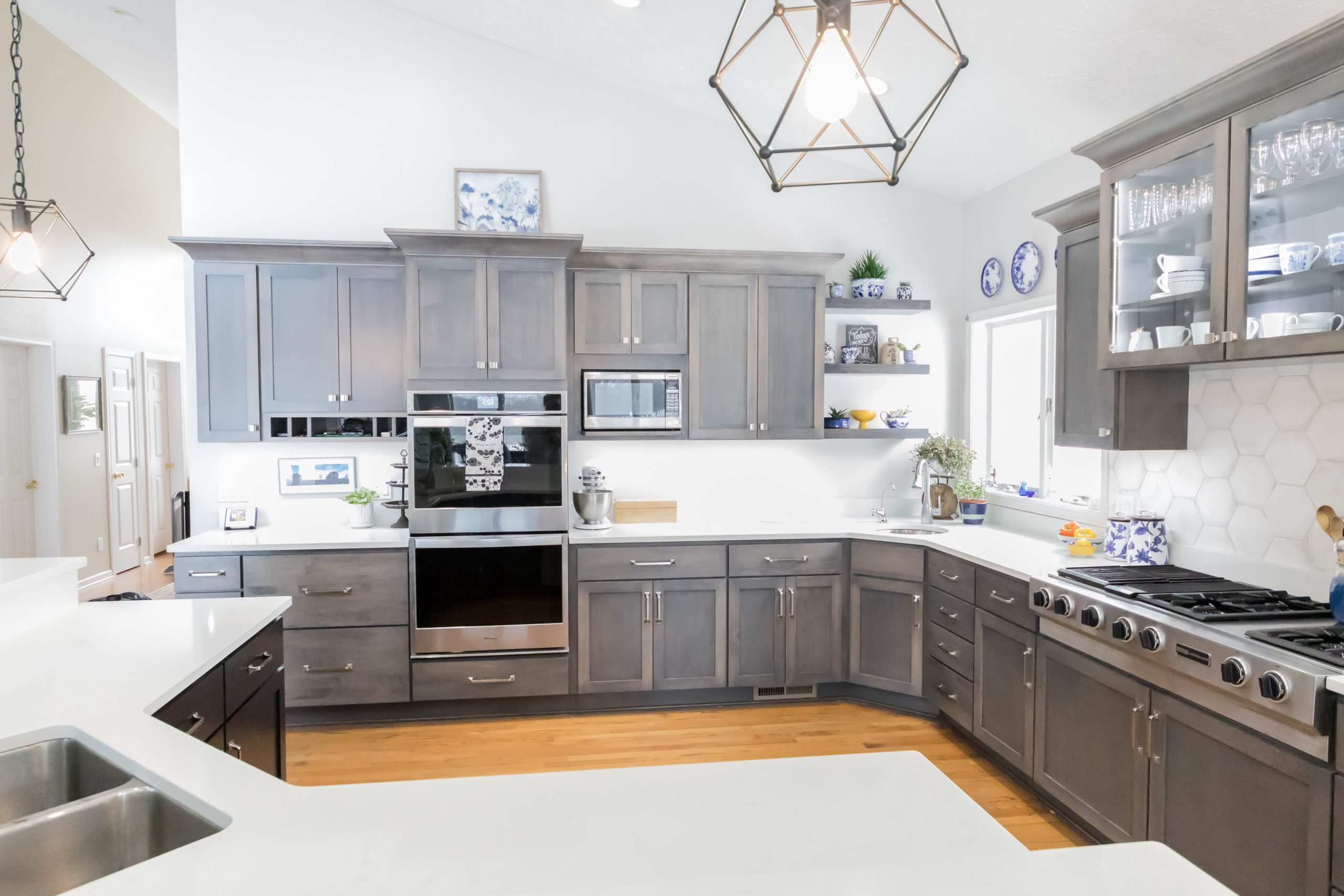 Custom Kitchen Remodel in West Michigan