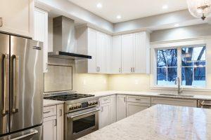 Modern Custom Kitchen Appliances in West Michigan