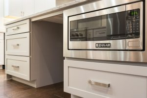 Modern Custom Kitchen Appliances in West Michigan