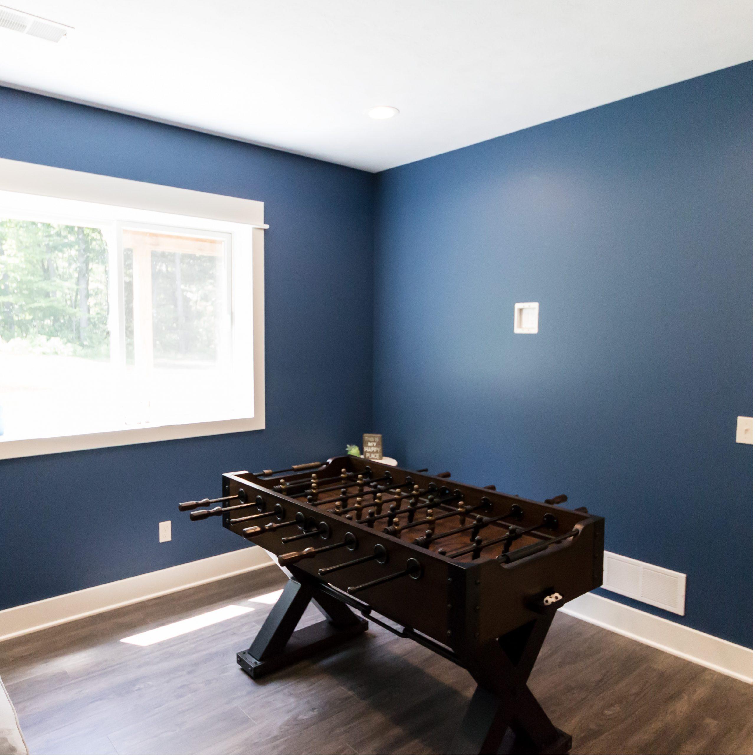 Custom Living Space Remodel in West Michigan